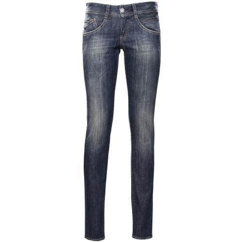 Herrlicher Damen Jeans Gila 053 Deep Used