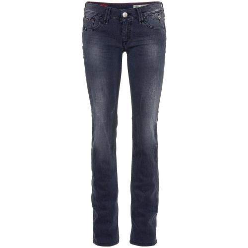 Hilfiger Denim Damen Jeans Suzzy Slim Anthrazit