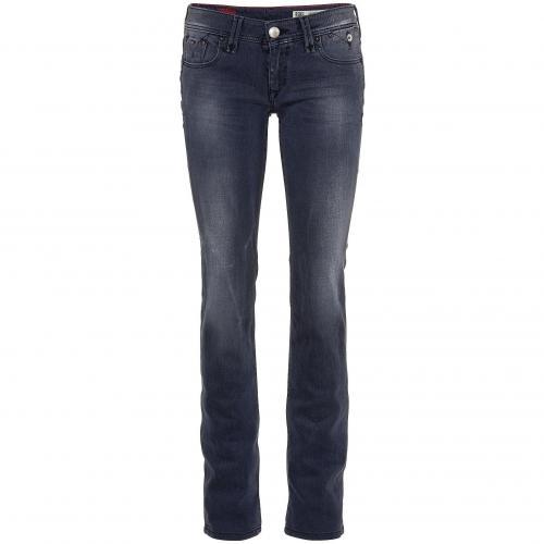 Hilfiger Denim Damen Jeans Suzzy Slim Anthrazit