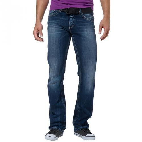 Hilfiger Denim Herren Jeans Wilson Regular Dedham Dark