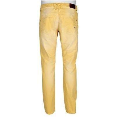Hilfiger Denim Jeanshose Gelb