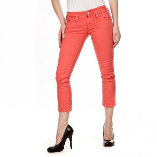 Hilfiger Denim Nevada Capri 7/8 Jeans Slim Fit Rot