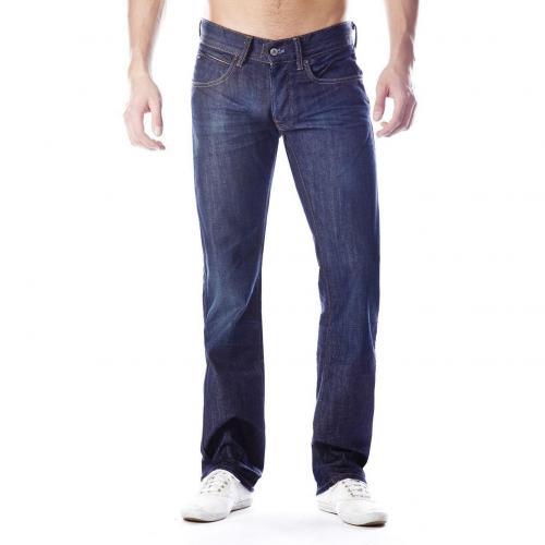 Hilfiger Denim Roger Regular Jeans Straight Fit Dark Used