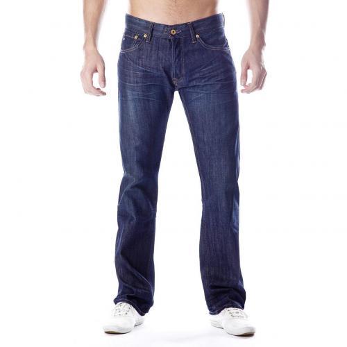 Hilfiger Denim Ryder Regular Jeans Straight Fit Dark Used
