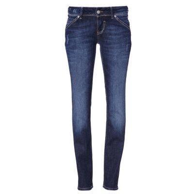 Hilfiger Denim VICTORIA STRAIGHT Jeans aurora mid blau stretch
