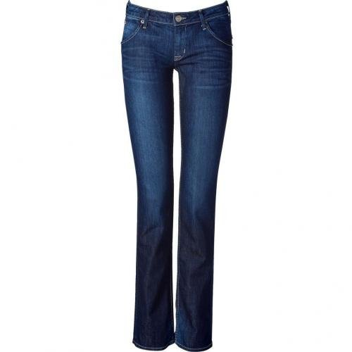 Hudson Blue Carly Straight Leg Jeans