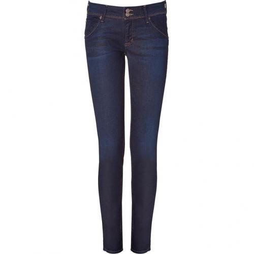 Hudson Deep Blue Skinny Collin Jeans