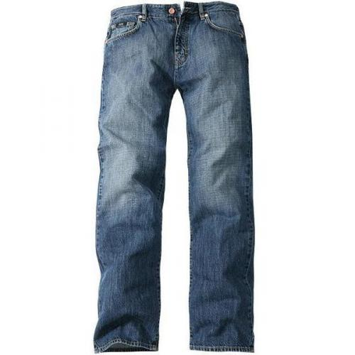 HUGO BOSS Jeans me. blue 50216642/Kansas/428