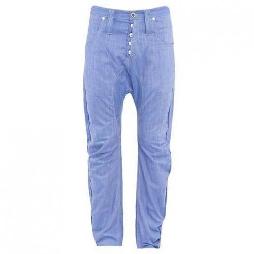 Humor - Baggy Santiago Light Blue Blau
