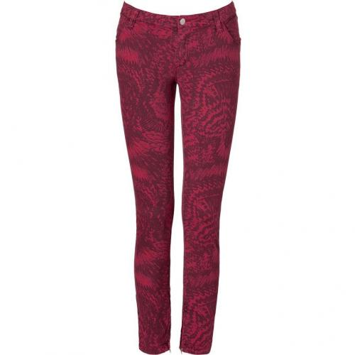 Iro Rouge Vernon Jeans with Zip