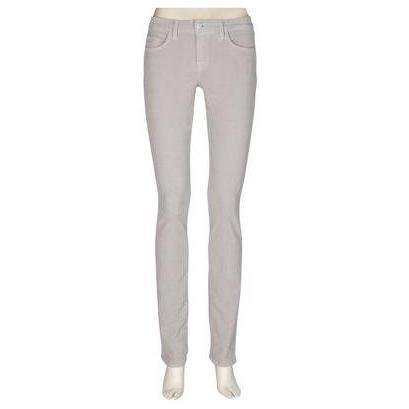J Brand 612 Pencil Leg Cordhose Cloud Grey