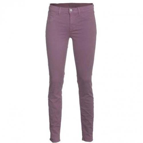 J Brand 811 Mid-Rise Skinny Passion
