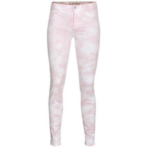 J Brand 811 Mid-Rise Skinny Twisted Romantic