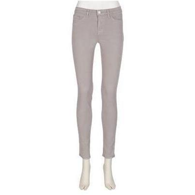 J Brand 811 Skinny-Leg-Jeans Dove Grau