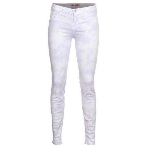 J Brand 811 Skinny Twisted Soft Lilac