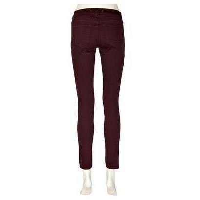 J Brand 821 Zoey Triple Zip Skinny Jeans