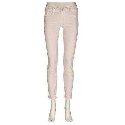 J Brand 910 Low-Rise Skinny-Leg-Jeans Apricot