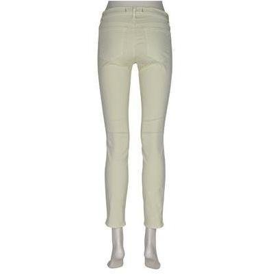 J Brand 910 Low-Rise Skinny-Leg-Jeans Lemon Custard
