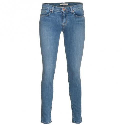 J Brand 910 Skinny Leg Coastal