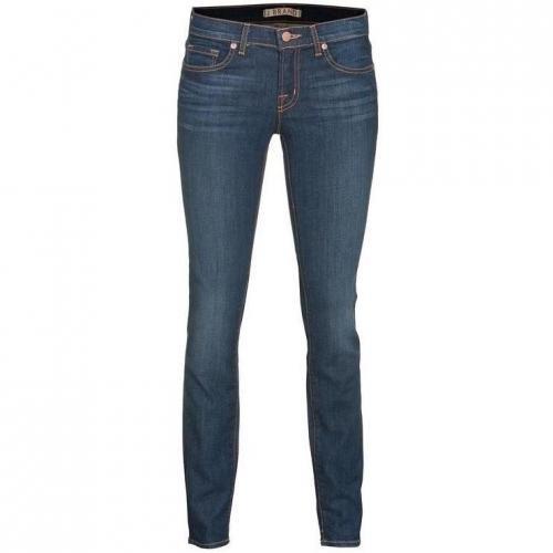 J Brand 910 Skinny Leg Dark Vintage
