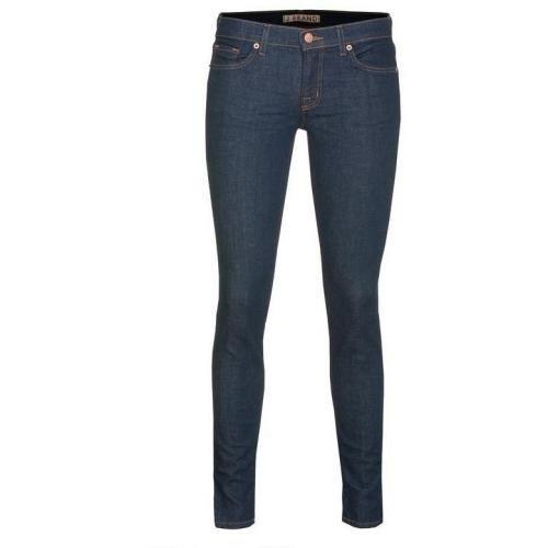 J Brand 910 Skinny Leg Pure