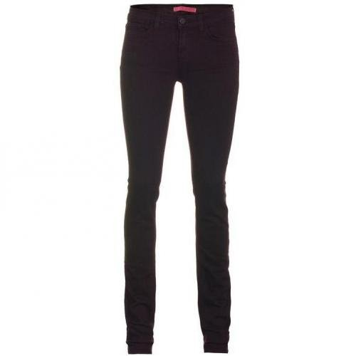 J Brand 912 Pencil Leg Noir Rot