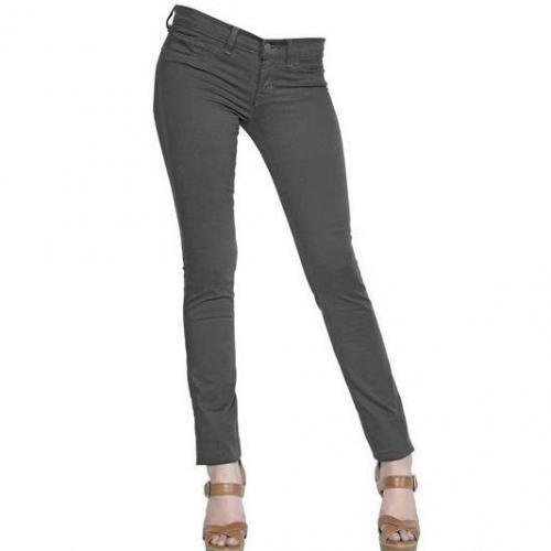 J Brand - Denim Stretch Twill Jeans