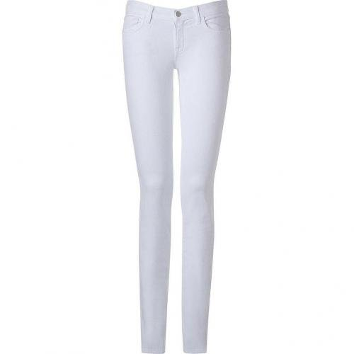 J Brand Jeans Aspen Low-Rise 912 Pencil Leg Jeans