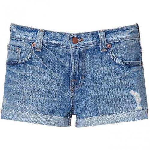 J Brand Jeans Blue Vintage Jeans Hot Pants