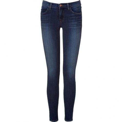 J Brand Jeans Blue Washed Super Skinny Jeans
