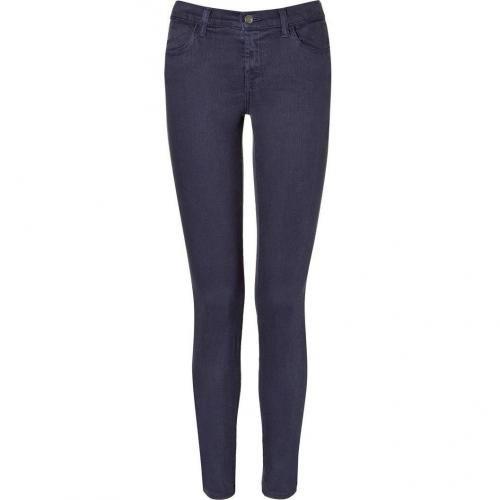 J Brand Jeans Marine Mid Rise Super Skinny Jeans