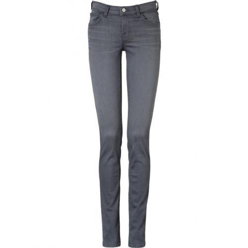 J Brand Jeans Mink Low Rise Pencil Leg Jeans