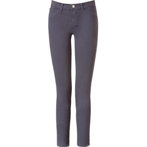 J Brand Jeans Plum Mid Rise Capri
