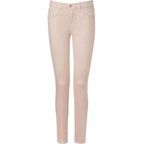 J Brand Jeans Romantic Luxe Twill Skinny Jeans