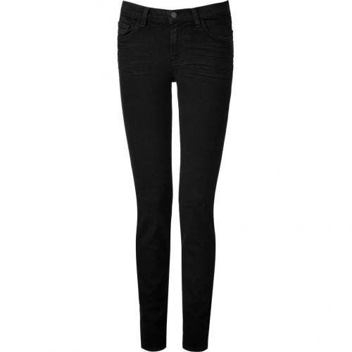J Brand Jeans Shadow Mid Rise Skinny Jeans