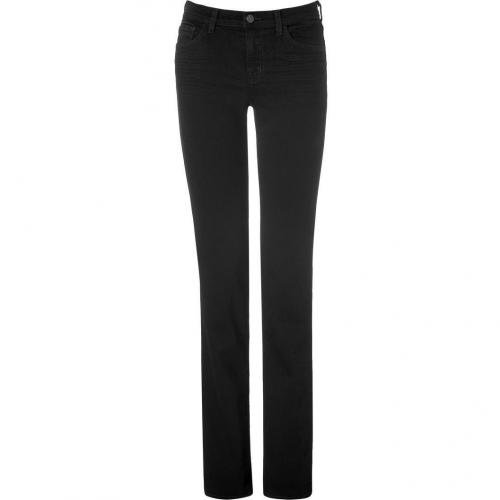 J Brand Jeans Shadow Midrise Straight Leg Jeans