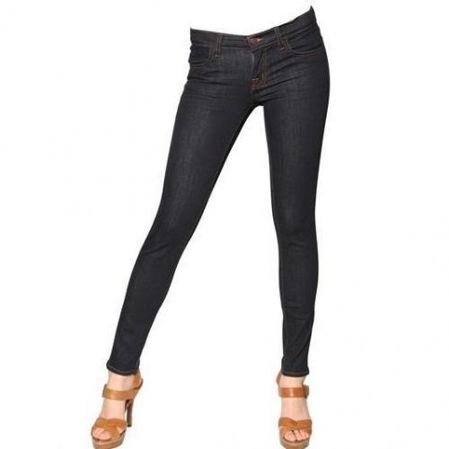 J Brand - Low Rise Denim Power Stretch Jeans