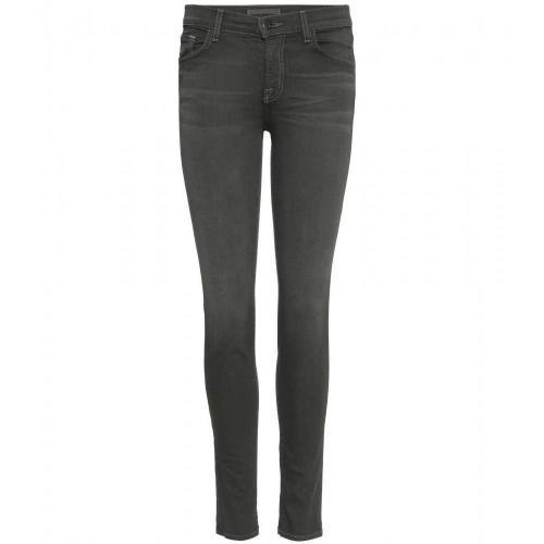J Brand Low Rise Skinny Leg Jeans