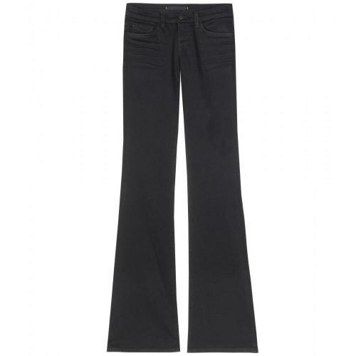 J Brand Mae Flare-Leg Jeans