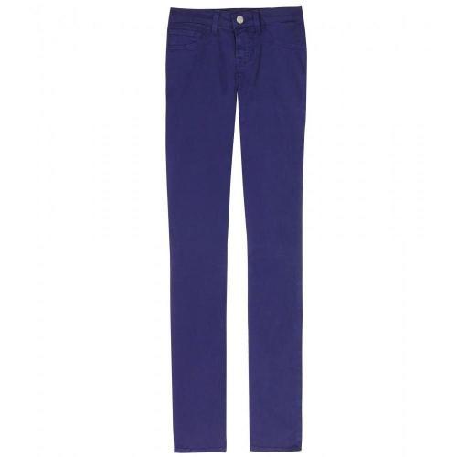 J Brand Mid Rise Skinny Leg 7/8 Hose