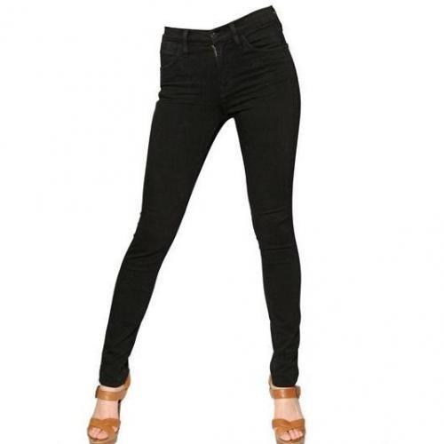J Brand - Sasha High Rise Stretch Skinny Jeans