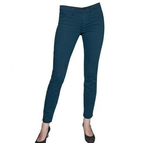 J Brand - Skinny Stretch Twill Jeans