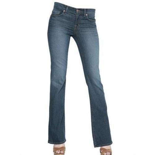 J Brand - Slim Fit Denim Power Stretch Jeans