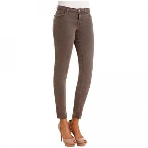 J Brand - Slim Modell Tencel colors Super Skinny Pelt Farbe Grau