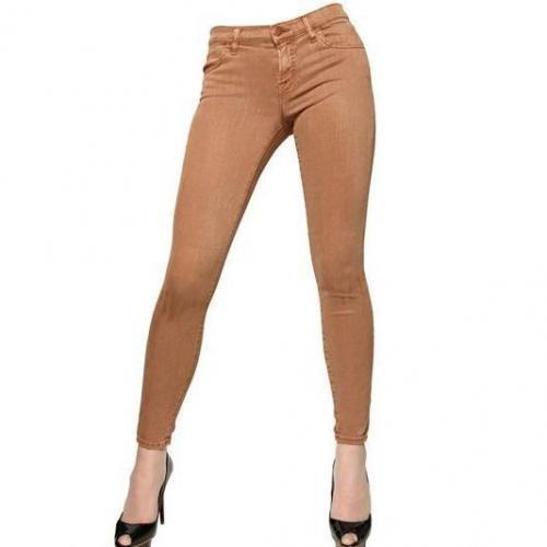 J Brand - Stretch Denim Super Skinny Jeans