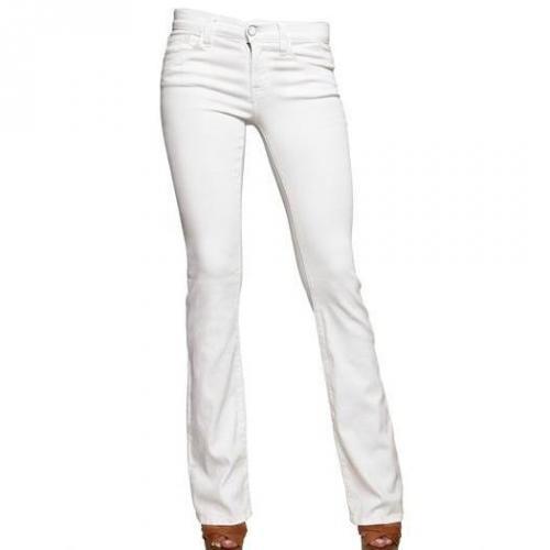 J Brand - Super Weiche Denim Stretch Boot Cut Jeans