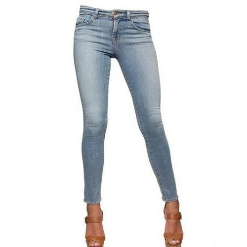 J Brand - Super Weiche Denim Stretch Skinny Jeans