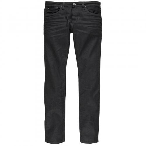 Jack & Jones Herren Jeans Clark Original Black Fit