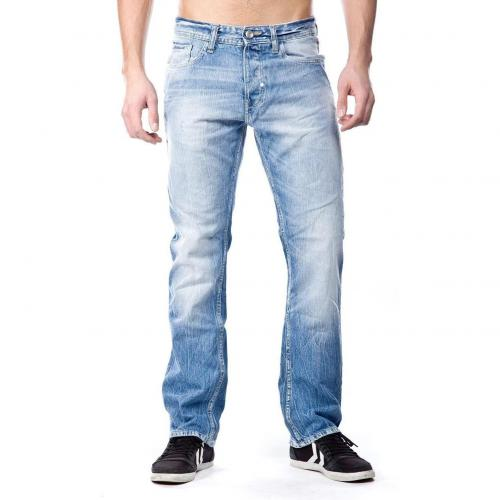 Jack & Jones Jeans Rick Straight Fit Used