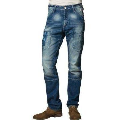 Jack & Jones STAN MAJOR Jeans blau